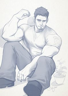 Hunk of the week #07 by silverjow on DeviantArt