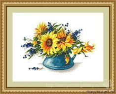 Gallery.ru / Фото #22 - вышивка цветы - semynova