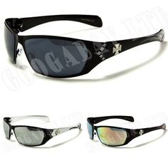 CHOPPER mens designer metal sunglasses various colours ch88 new