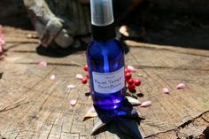 Organic Bug Repellent Spray by BearsBeauty on Etsy, $8.50