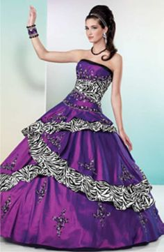 purple wedding dress-Knitting Gallery