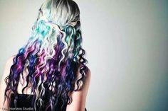 Photos : Cool Hair Colors - http://haircolorideasforyou.com/cool-hair-colors