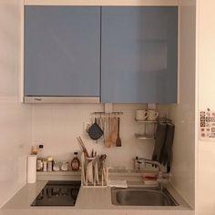 Dream Apartment, Apartment Kitchen, Korean Apartment Interior, Seoul Apartment, Aesthetic Room Decor, Decoration Inspiration, Dream Rooms, House Rooms, House Design