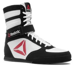 Reebok boxing #boots - white - limited #stock & half sizes #available - new in bo,  View more on the LINK: http://www.zeppy.io/product/gb/2/162101814642/