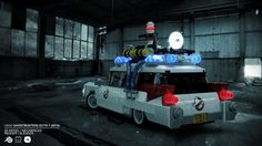 Lego Ghostbusters Ecto-1 (21108)