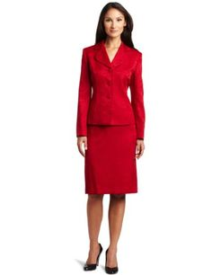 Lesuit Women's Paisley Jacquard Skirt Suit « Clothing Impulse - CUTE BUT I WOULD ADD A SHARP RED/BLACK HAT WITH IT!