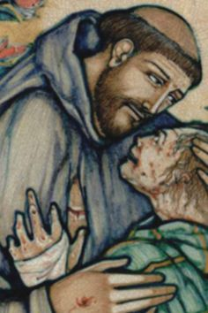 St Francis- Love wit