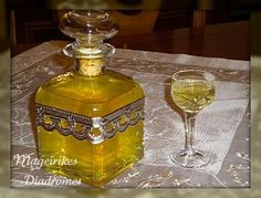 recipe image Cookbook Recipes, Cooking Recipes, Limoncello, Sweet Words, Recipe Images, Greek Recipes, Barware, Diy And Crafts, Recipies