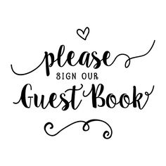 please sign our guest book wedding sign books weddings and wedding