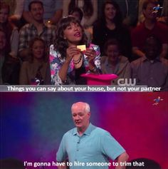 Whose Line Is It Anyway Gold