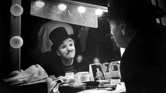 """""""The mirror is my best friend because when I cry it never laughs."""" Chaplin"""