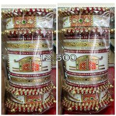 The bridle chuda gold plated 1 year guarantee only on Krishnam 9099021021 Bridal Bangles, Gold Bangles, Bangle Bracelets, Ethnic Jewelry, Indian Jewelry, Designer Bangles, Bridal Chuda, Wedding Lehnga, Ankle Jewelry