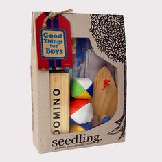 Good Things for Boys by Seedling