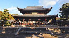 Kyoto South -  Mampukuji Temple