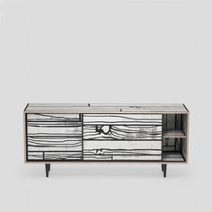 WrongWoods Credenza Short - ALL - STORAGE