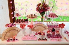 Bella Fiore Decoração de Eventos: Chá de Bebê Kokeshi