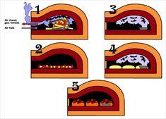 Etape 1 : On fait un feu de bois bien sec qui va durer de 2 à 3 heures et porter la T° du four aux environs de 300°. Le...