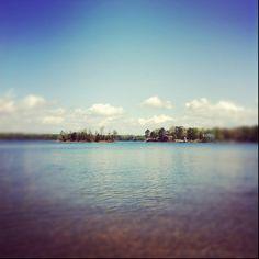 Visit a lake or the ocean. Done & done! Lake Anna June 22-24, 2012 and September 1-3, 2012 & VA Beach June 15-17, 2012