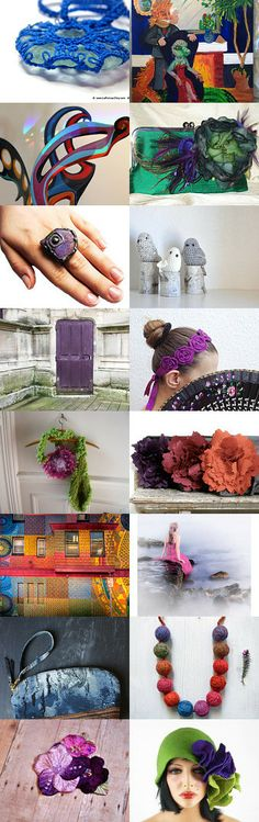 Great colors by Christa Brenner on Etsy--Pinned with TreasuryPin.com