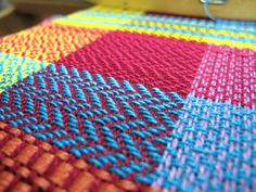 U. Weaving WIP - 3/5 | Flickr - Photo Sharing!