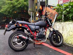 Aeon My150 (Honda CBF150)
