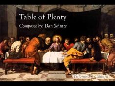 Table of Plenty (Dan Schutte), with harmony and descant