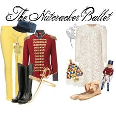"""The Nutcracker Ballet"" by marybethschultz on Polyvore"