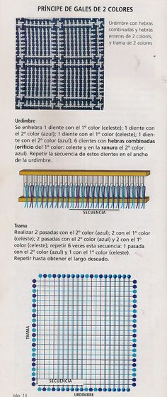 Taller de Ana María: PUNTOS TELAR MARIA O TELAR DE PEINE Tablet Weaving, Loom Weaving, Hand Weaving, Weaving Patterns, Textile Patterns, Tapestry Loom, Weaving Techniques, Loom Knitting, Fabric Art