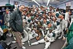 2013 - 2014 Spartans - Rose Bowl Champions beat Stanford