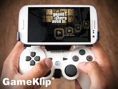 GameKlip Merges Your Android Phone and PS3 Controller Into One Gaming Device | PCWorld