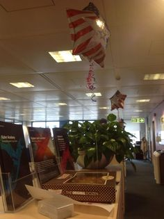 The London office is looking very red, white & blue for the Xuber US launch! #xuberUS