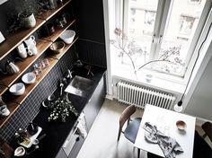 Küchenanrichte ikea ~ Klassische küchenanrichte retro material holz mit schönen