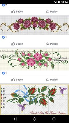 1 million+ Stunning Free Images to Use Anywhere Cross Stitch Letters, Cross Stitch Bookmarks, Beaded Cross Stitch, Cross Stitch Rose, Cross Stitch Borders, Cross Stitch Flowers, Cross Stitch Designs, Cross Stitching, Cross Stitch Embroidery
