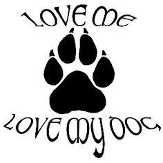 <3 love my dog