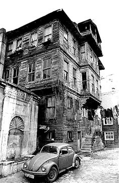 woswoslar eski evler aşkına.