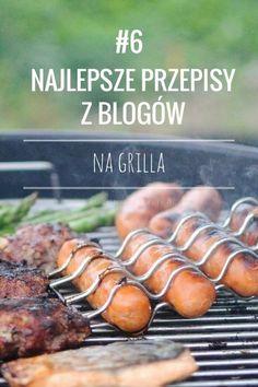 Najlepsze przepisy z blogów #6   Przepisy na grilla Nasu, Feta, Sausage, Grilling, Curry, Blog, Curries, Sausages, Crickets