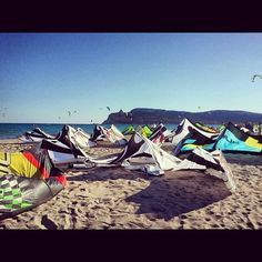 Kiteboard Racing - World Championship #Cagliari 2-7ottobre 2012     #kitesurf #sardegna www.sardegna.com