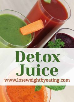 Detox juice recipes are considered to be one of the best ways to lose weight fast. Here you will find the 10 best detox juice recipes for weight loss.