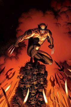 Wolverine - Art Adams