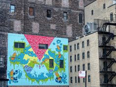 Chicago murals. Pinned by #CarltonInnMidway - www.carltoninnmidway.com