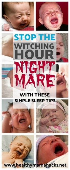 Stop your baby's evening fussy time with these simple baby sleep tips. The witching hour can be a new parent's nightmare. There may be a simple fix to help your baby settle down and sleep instead! care tips newborns parenting Craft Activities For Kids, Infant Activities, Sleeping Patterns For Babies, Best Baby Cribs, Getting Ready For Baby, Baby Care Tips, Mom Advice, Newborn Care, Breastfeeding Tips