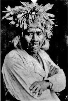 Talkalai - San Carlos Apache - before 1930