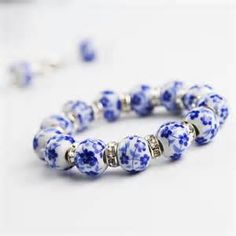 blue and white porcelain jewelry - Bing Images