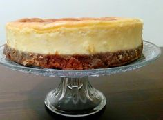 Chesecake facil y perfecto Cupcakes, Flan, Cheesecakes, Sweet Tooth, Deserts, Pie, Sweets, Baking, Recipes