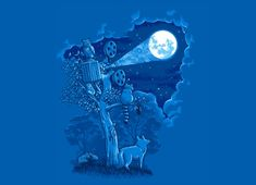 """$20 Girly Tee    """"Night Sky Projector"""" - Threadless.com - Best t-shirts in the world"""
