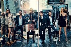Most Influential People In Fashion For Vogue 120 (13 Pictures   Clip)