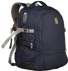 Buy FB Fashion Bag Polyester Blue Laptop Backpack from Amazon.