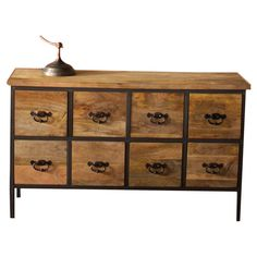 Hamilton 8-Drawer Chest