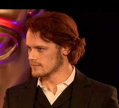 The Ravin' Maven: So the Outlander World gets its first live view of Sam Heughan in a kilt...