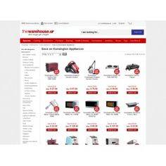 Save 60% on Kensington Appliances - Home Appliances - Homewares - The Warehouse…